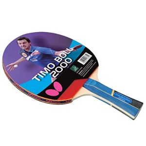 Butterfly Timo Boll Table Tennis Racket Review