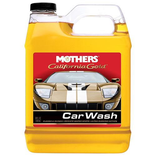 4. Mothers 05664 California Gold Car Wash