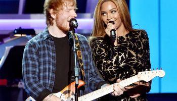 Ed Sheeran Andrea Bocelli Perfect Symphony Lyrics ( wth