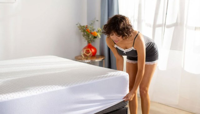 Layla Essential  Mattress Protector. Keep your mattress as new