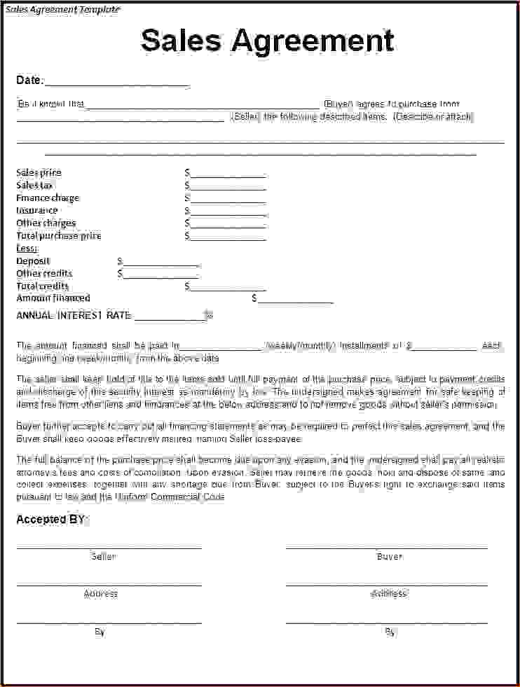 Service Agreement Template Doc Best Create Professional