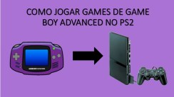 Como jogar games de game boy advanced no play station 2 pelo pen drive