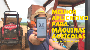 Melhor aplicativo para máquinas agrícolas