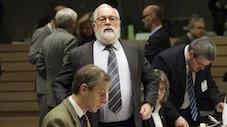Ministro de Agricultura negociando la pac