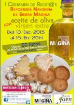 Certamen de repostería con aceite de oliva virgen