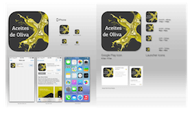 APP aceite oliva