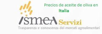 Precios del aceite de oliva en Italia