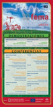 conferencias y demostraciones