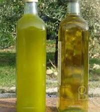 aceite sin filtrar
