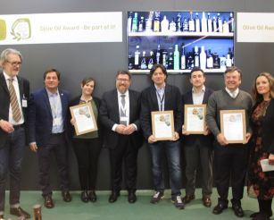 Premiados aceites de oliva ecológicos