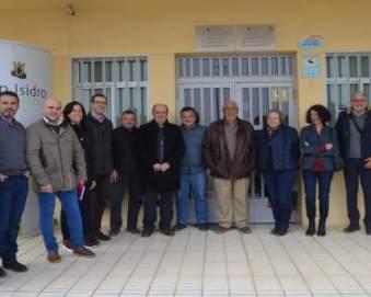grupo que constituyen la valoración de los residuos del olivar
