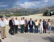 representantes de aceites cazorla y junta andalucia