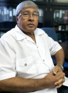 Mr.Errol Hanoman, Cheif Executive Officer, Guysuco