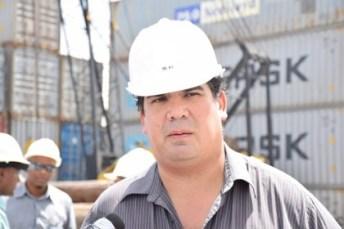 ALIMPORT (Cuba) representative, Reynaldo Aguirre Labora