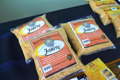 Farine produced by the factory