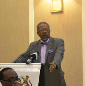 Professor Ivelaw Lloyd Griffith