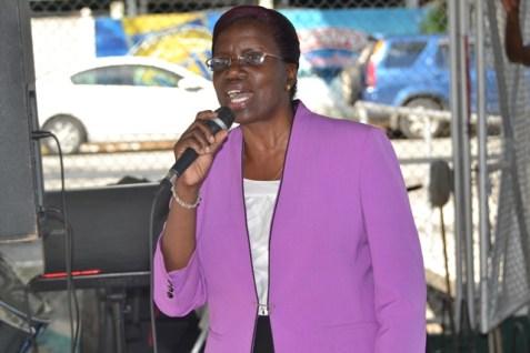 Delma Nedd, Permanent Secretary (PS), Ministry of Agriculture.