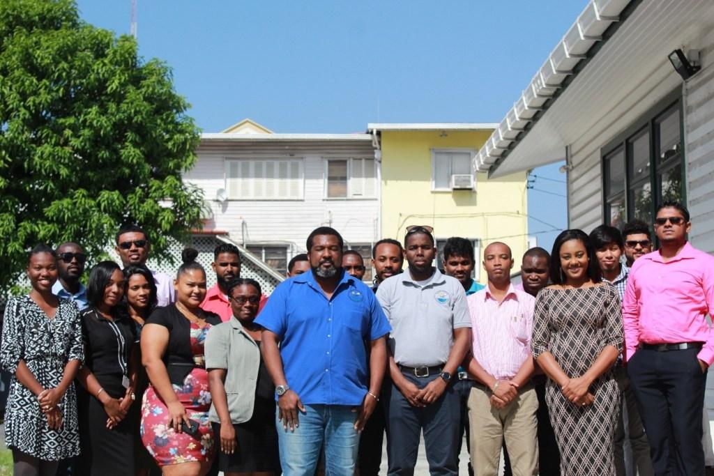 CIMH Workshop Trainers and Participants