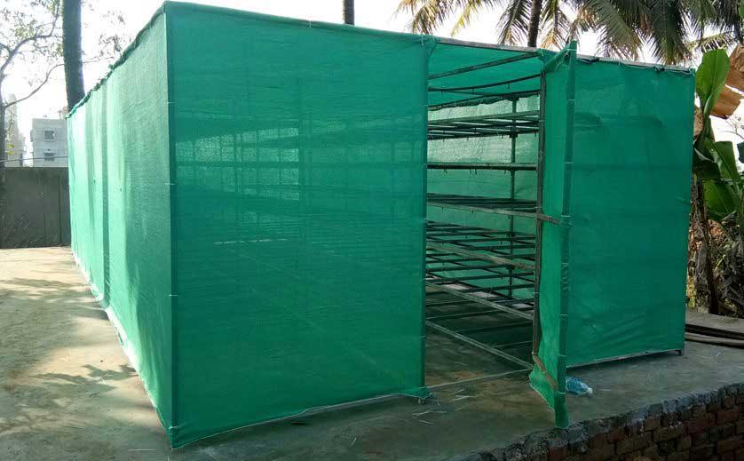Hệ thống thức ăn gia súc thủy canh