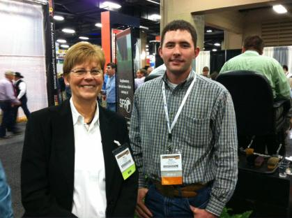 Pam Fretwell from Farm Journal!