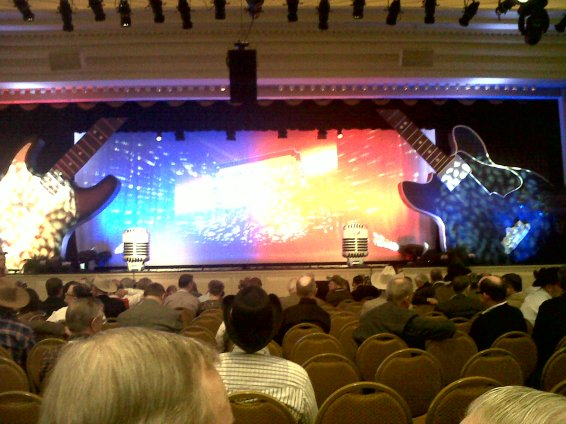 General Sessions stage