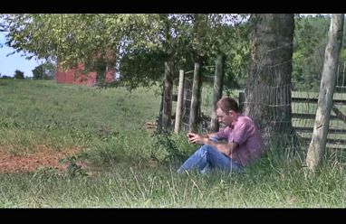 Sitting in the Pasture