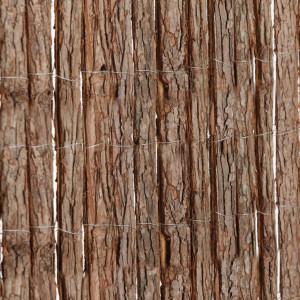canisse ecorce de pin rouleau 5 metres hauteur au choix