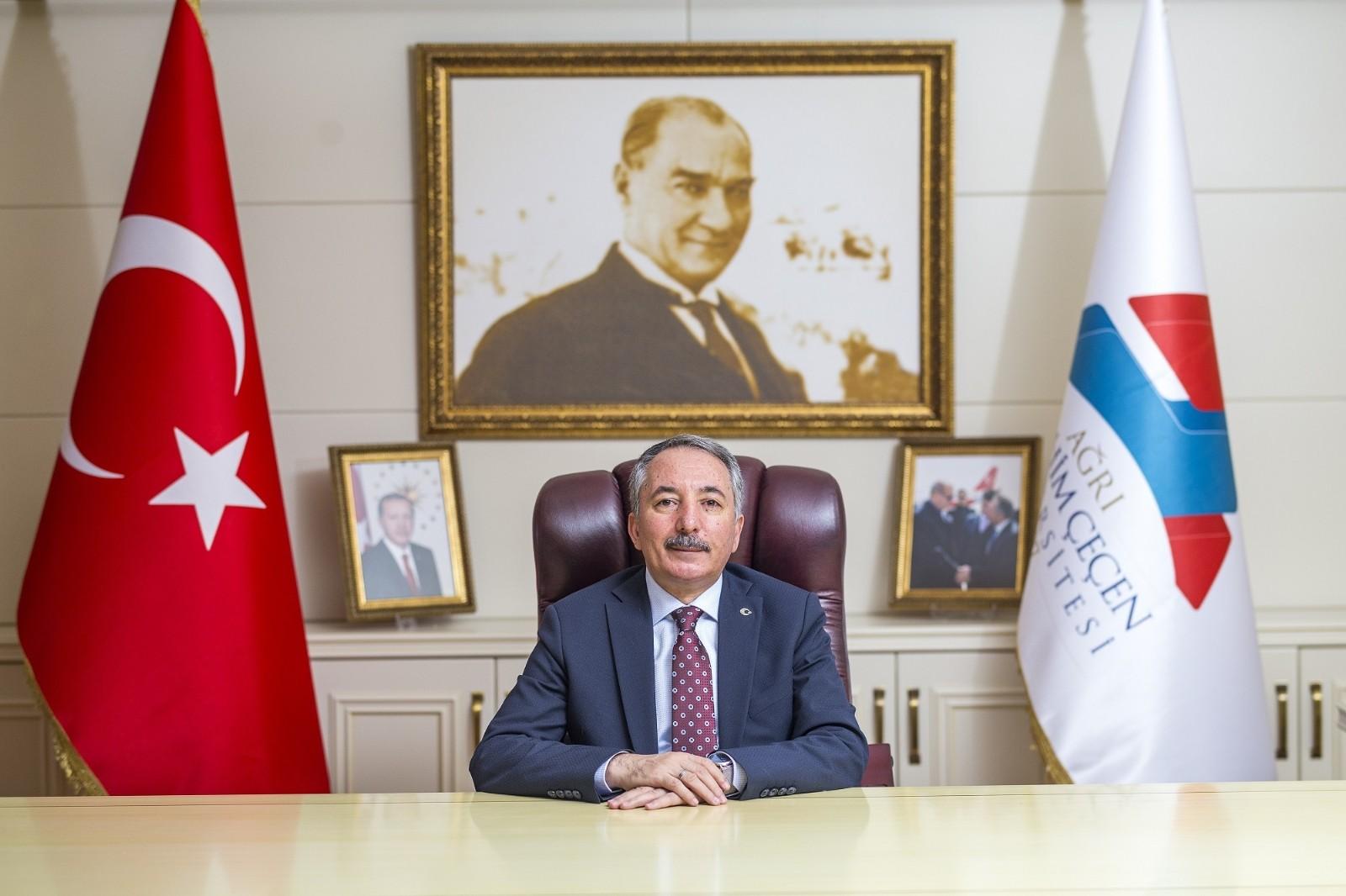 Rektör Karabulut'un Ramazan Bayramı mesajı