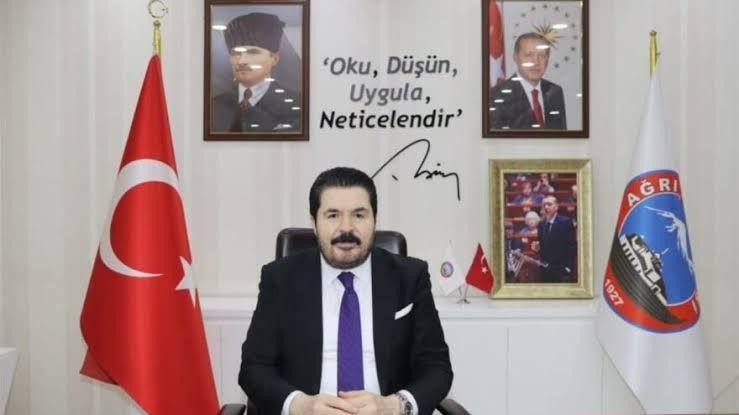 """Başkan Sayan'dan HDP'ye sert tepki: """"Kürtler gerçek yüzünüzü görmeli"""""""