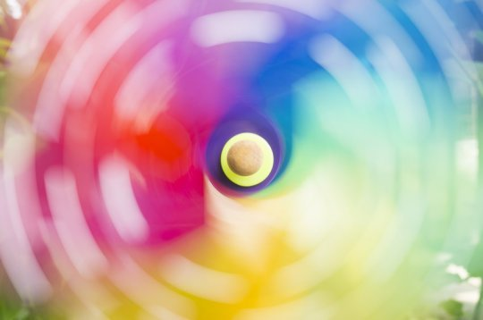 Feeling blue and seeing blue: Sadness may impair color perception