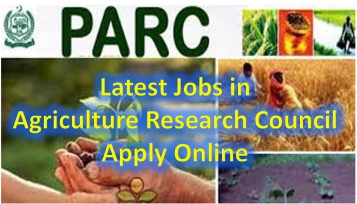 Jobs in Pakistan Agricultural Research Council (PARC)