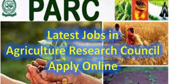 Jobs-in-PARC-pakistan-agriculture-research-council-saad-ur-rehman-malik