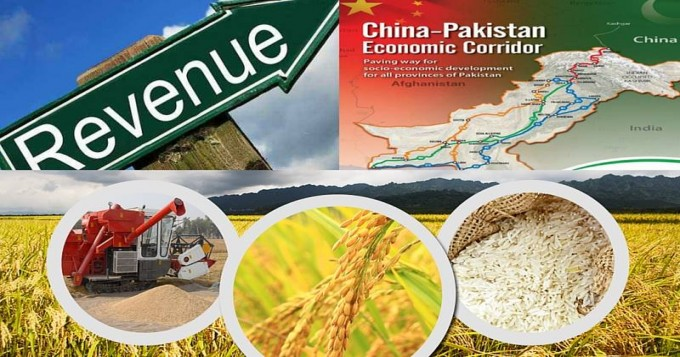 China-Pakistan to build 'Green Economic Belts' under CPEC