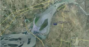Kalabagh-Dam-Map