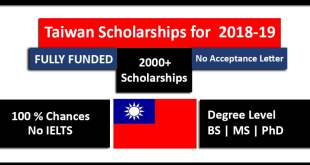 Taiwan-Scholarships-2018-19-for-International-Students-by-saad-ur-rehman-malik