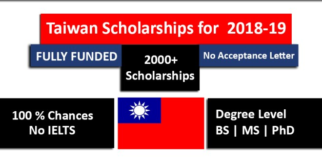Taiwan-Scholarships-2018-19-for-International-Students-by-saad-ur-rehman-malik