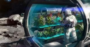 Space-farming