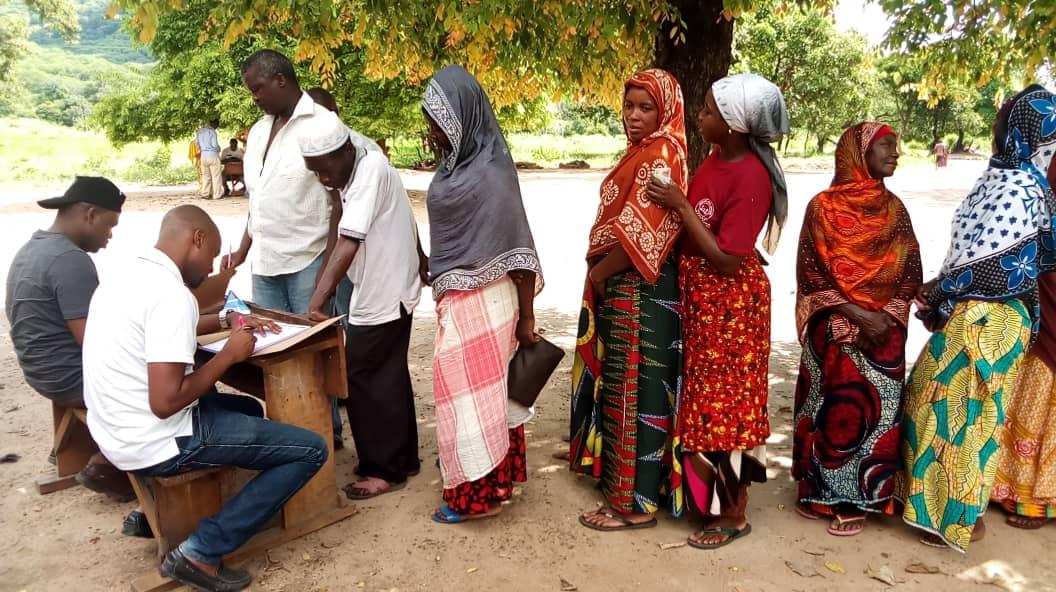 Farmers, Tanzania, App, ICT4Ag