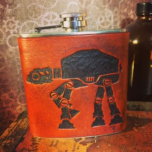 ATAT Walker Flask