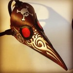 Tribal Plague Doctor Mask