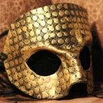 Golden Count Mask