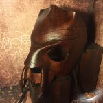 Scar Mask Leather