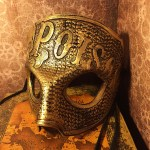 Gold Poison Mask Other Side