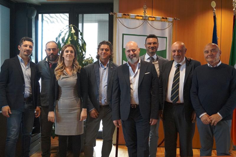 delegazione Cia