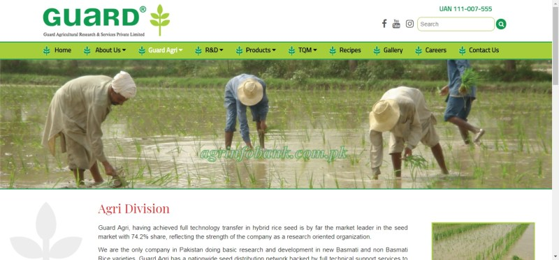 agrinfobank.com.pk Pakistan top leading agriculture information website