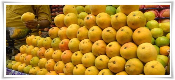 Pakistani mangoes arrive in UAE after weeks of delay