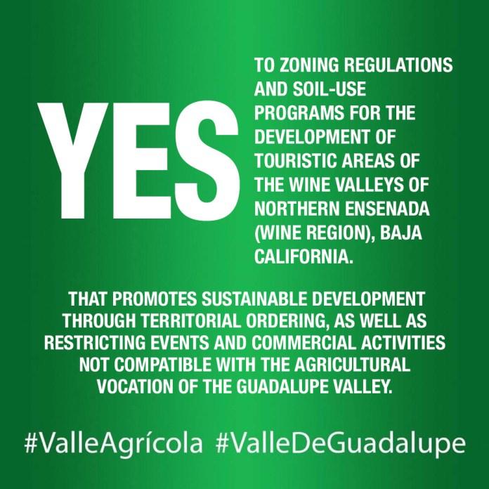 Valle de Guadalupe, ProVino, Conservation Efforts, Baja California, Mexico