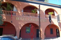 Hotel California Gringo In Mexico