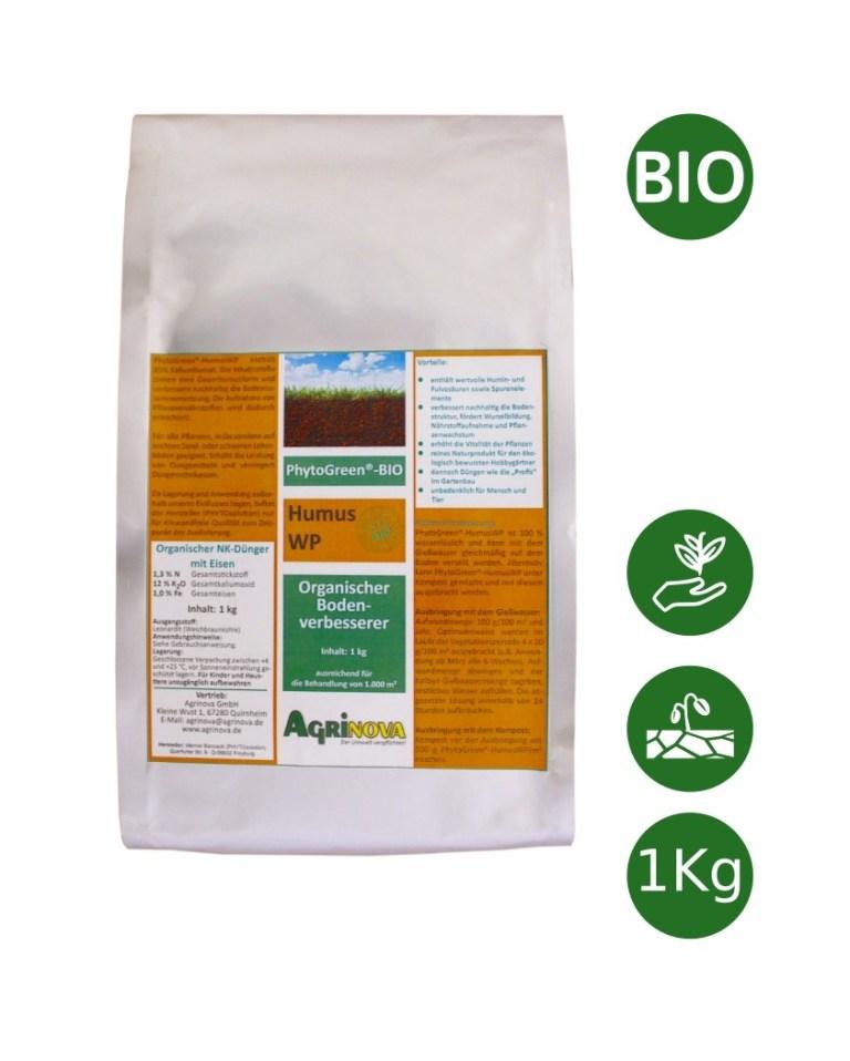 PhytoGreen®-BIO HumusWP