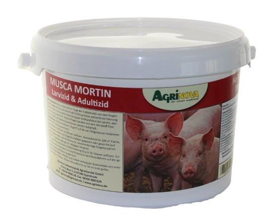 MuscaMortin® Larvizid & Adultizid 1,5kg